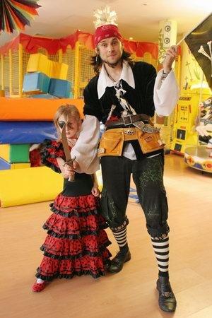 Детские праздники gt пиратская